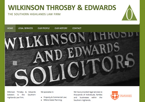 Wilknson Throsby & Edwards