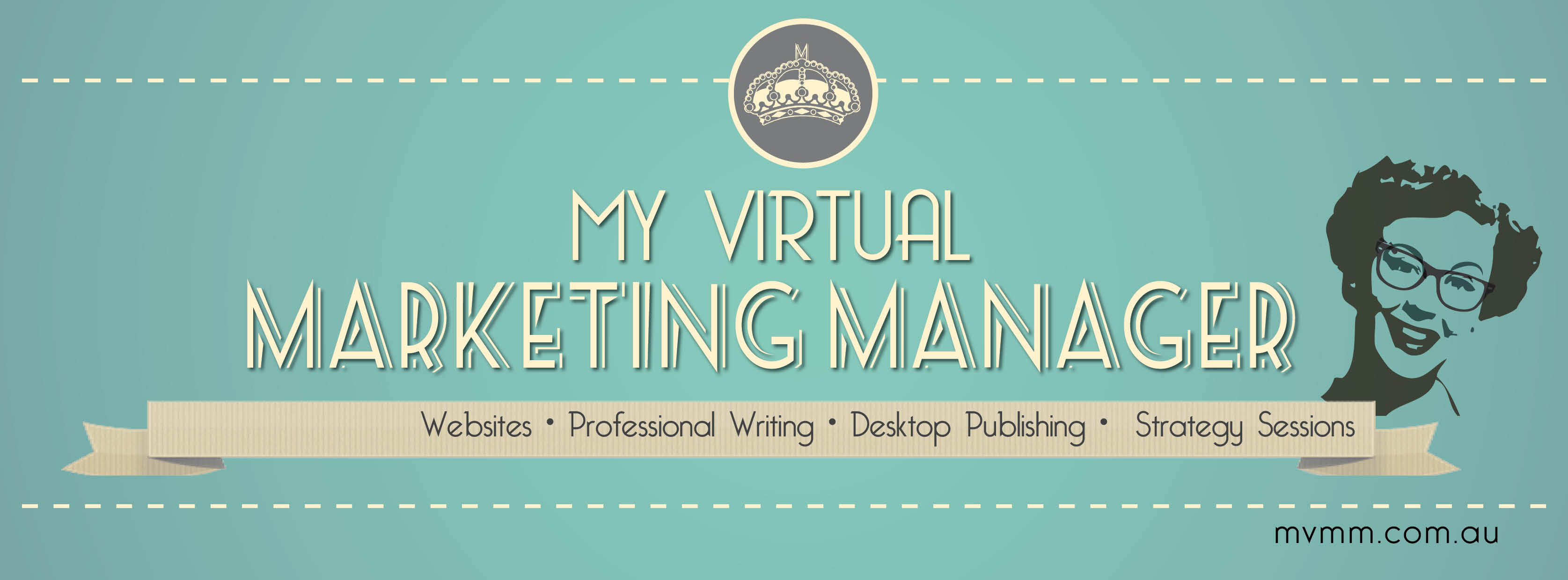 Logo and Branding - My Virtual Marketing Manager